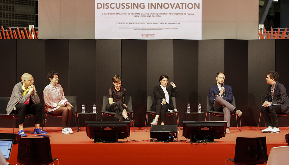 Discussing Innovation Foro
